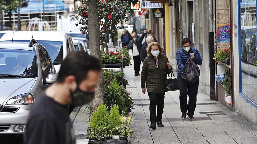 La calle de Oviedo que mejor resiste la crisis