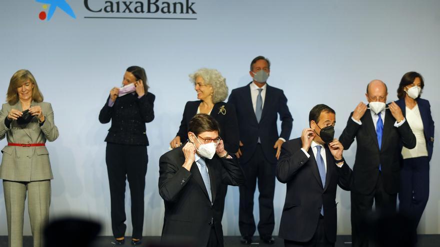 El consejo de la nueva CaixaBank elige presidente a Goirigolzarri