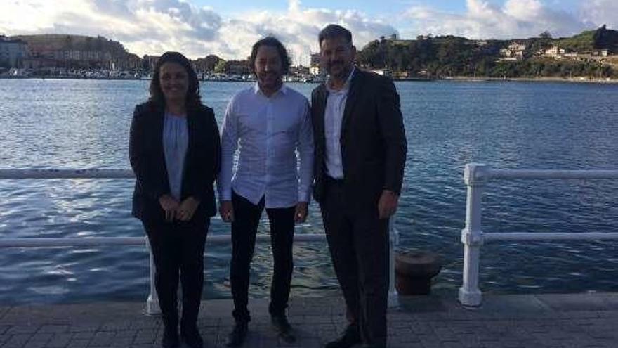"""Luis Fuentes, candidato de Ciudadanos en Ribadesella, incluirá entre sus propuestas la reordenación del tráfico en la villa, """"fundamental"""""""