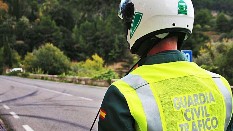 Dos investigados por hacer carreras ilegales  en la carretera de la Serra