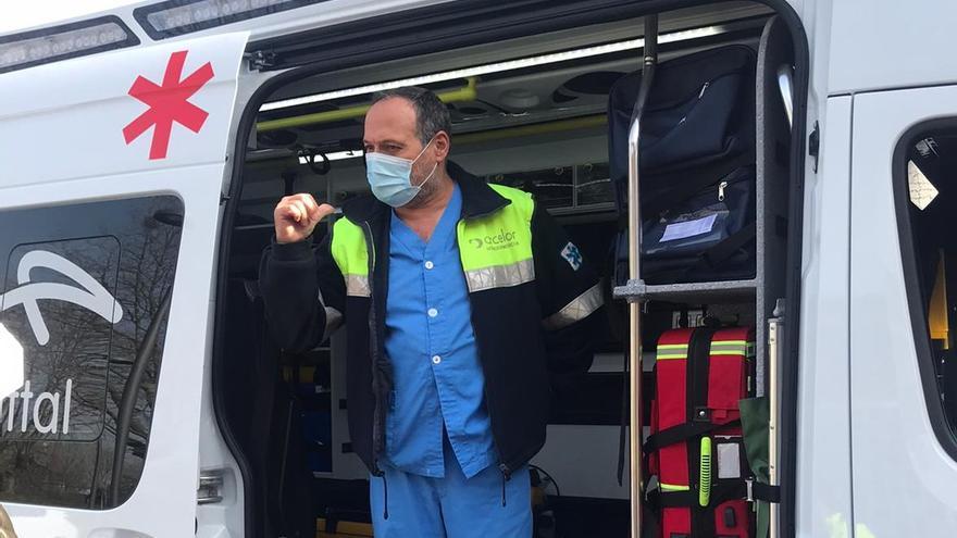 Muere el sanitario de Arcelor atropellado por un conductor que dio positivo en droga