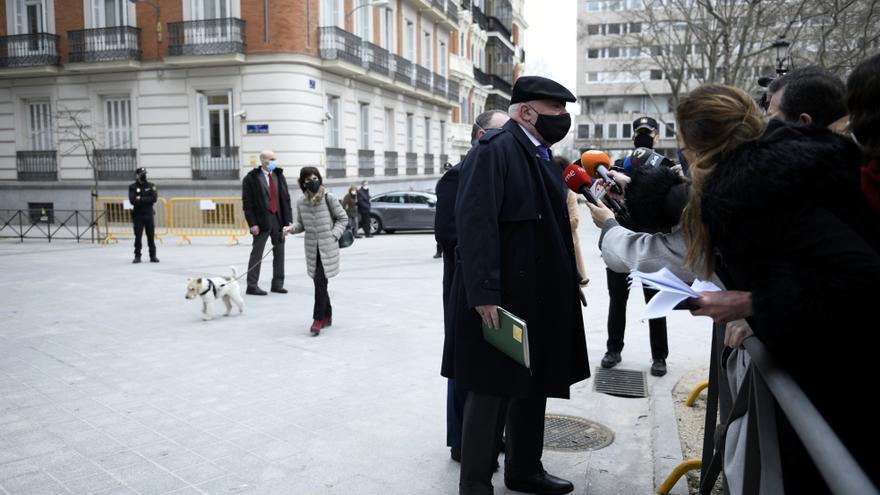 Confirmada la absolución de Villarejo por denuncia falsa contra el antiguo jefe del CNI