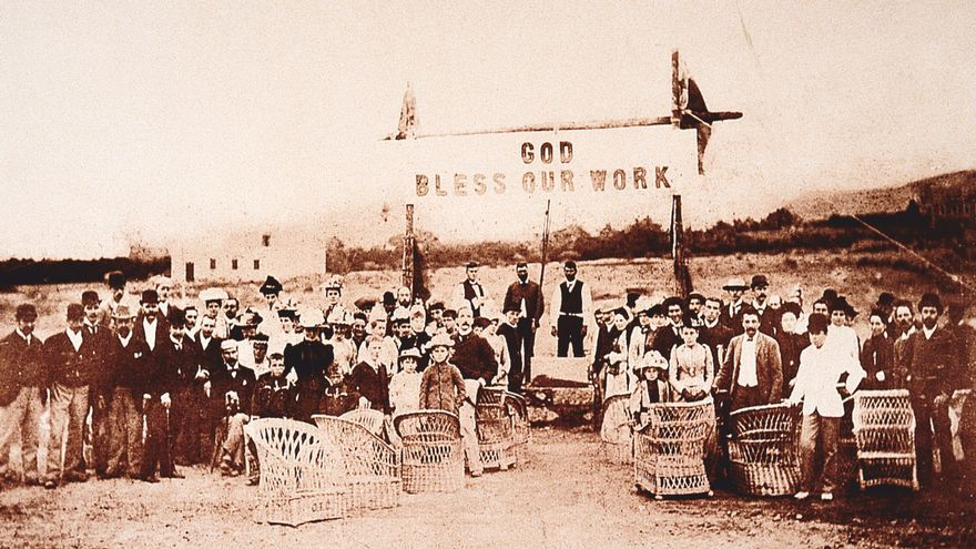 La fotografía que cambió la historia de Gran Canaria