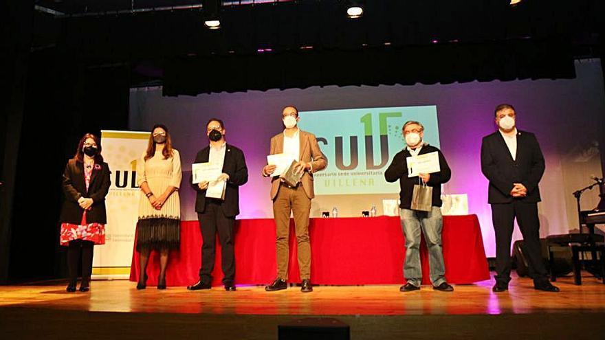 Villena y la UA celebran sus 15 años de simbiosis