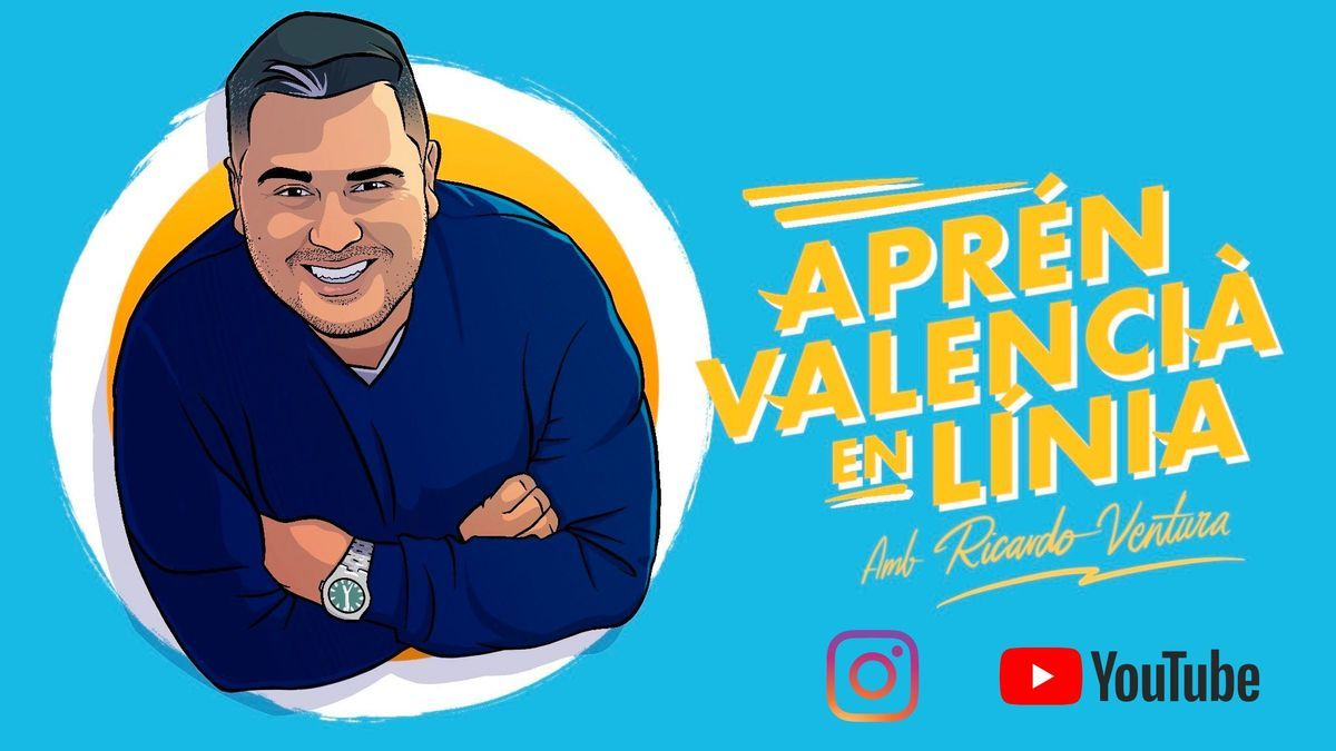 Ricardo Ventura, natural de Onda i professor de valencià