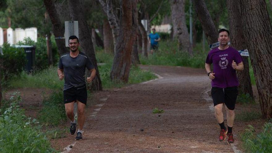Desescalada en Castelló | Los clubs entrenarán en la playa, parques y en otros municipios