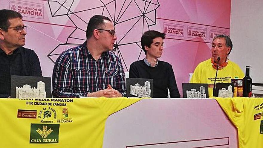 La Media Maratón espera superar los 900 atletas