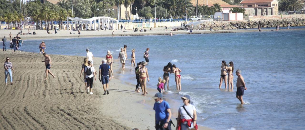 La costa de Alicante