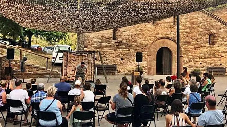 Castellnou de Bages concentra la celebració de la Festa de Sant Roc en un dia