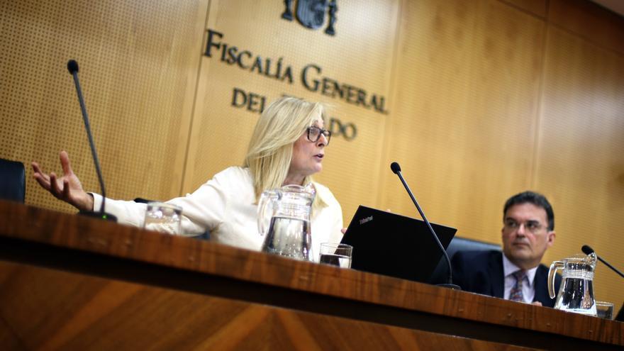 María Díaz, primera fiscal jefa de Castellón