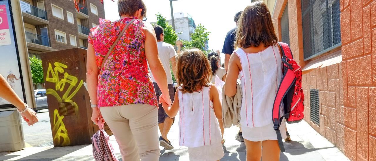 El inicio del curso escolar 2021/2022 en Villena dará comienzo el próximo 10 de septiembre.