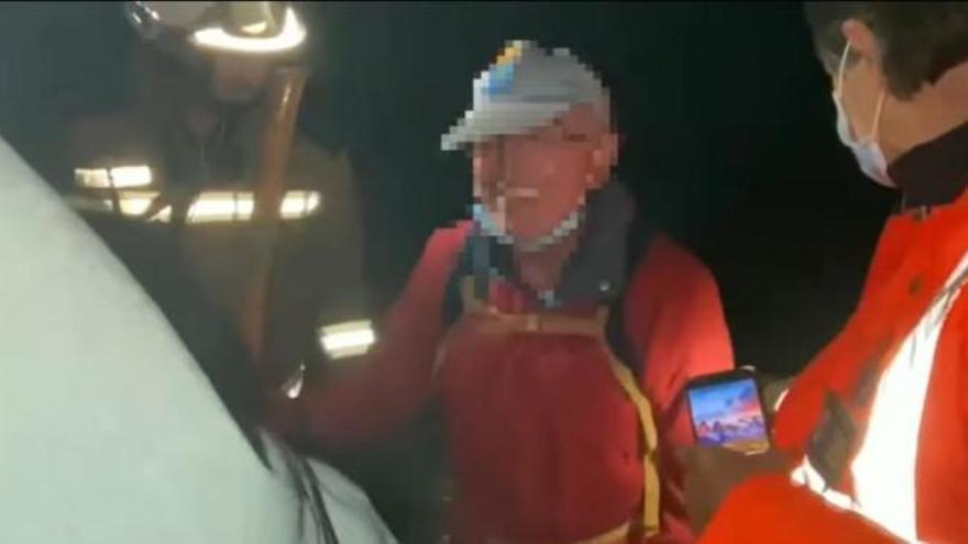 Rescatan a un hombre de 71 años que se perdió durante horas en el Naranco asturiano
