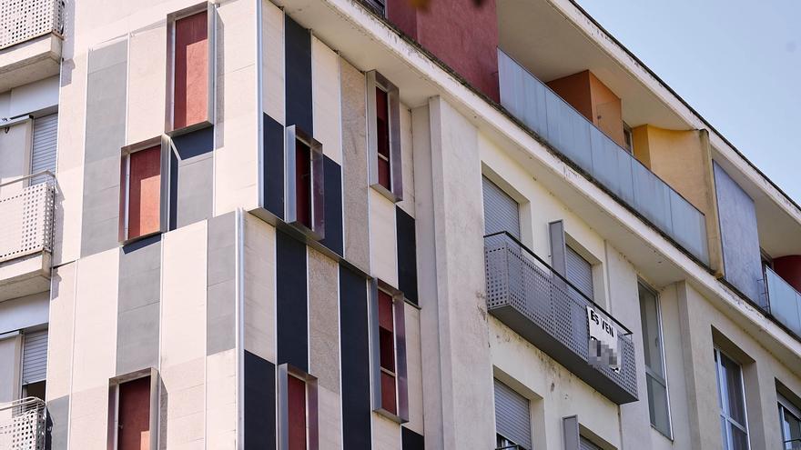 La Cambra de la Propietat s'oposa a la declaració de Girona com a àrea amb mercat d'habitatge tens