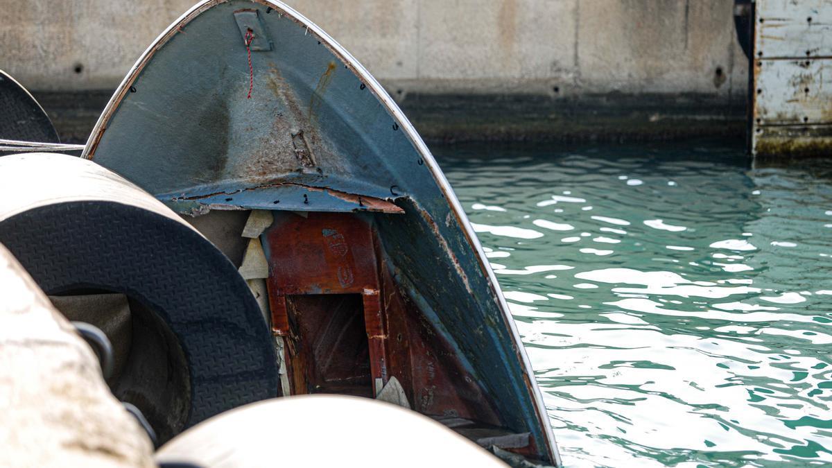 Muere decapitado un hombre en Ibiza tras ser arrollada su embarcación por un ferri