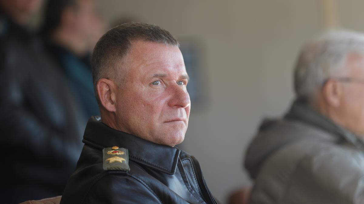 ministro de Emergencias de Rusia.