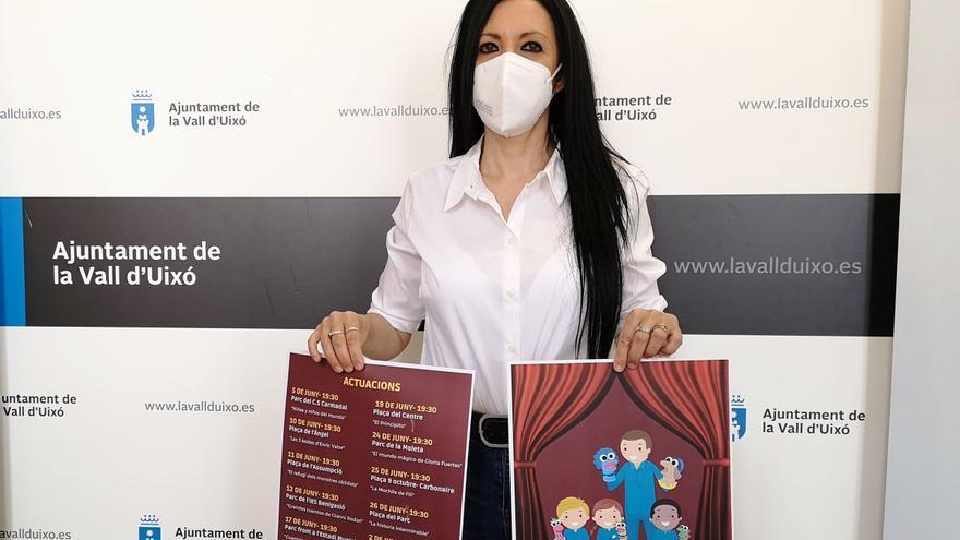 La Vall lanza un festival de teatro itinerante por 12 barrios