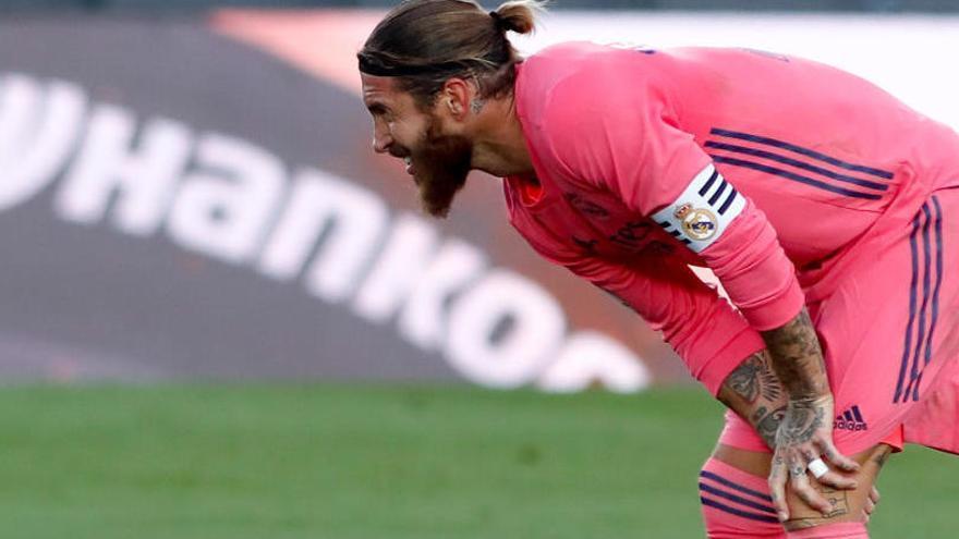 Ramos se rinde con su futuro