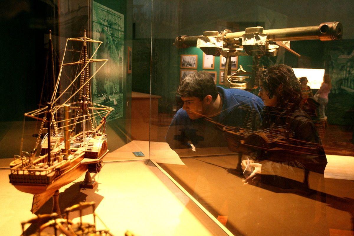 Museo del Mar, una historia pegada al corazón de Vigo