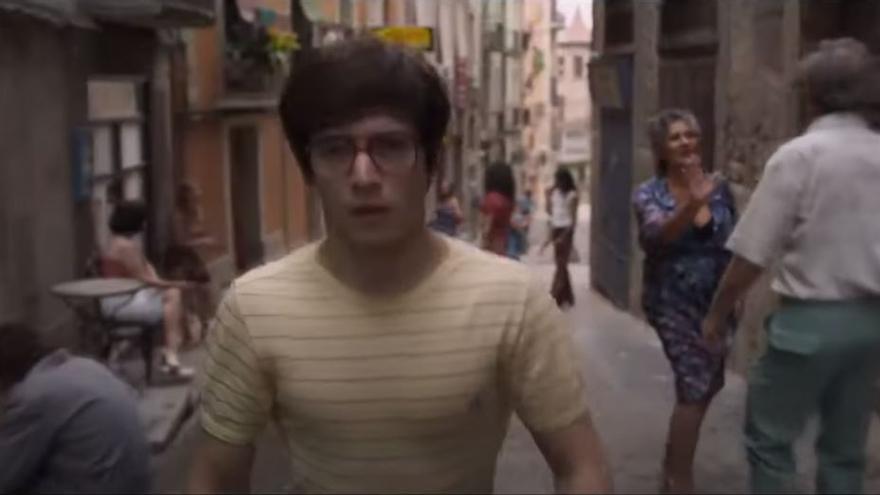 Els carrers de Manresa protagonitzen el tràiler de la pel·lícula «Las leyes de la frontera»