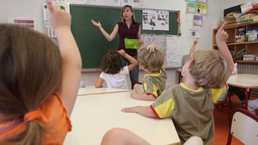 La Consejería deja sin repartir más de un millón de euros para 5.413 alumnos