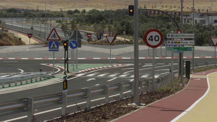 La ronda este se abre al tráfico hoy tras 3 años de obras