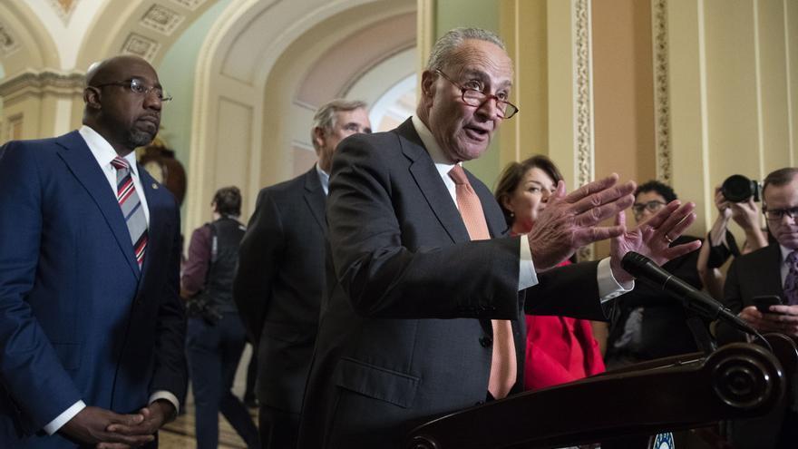 La reforma electoral demócrata no supera el trámite del Senado