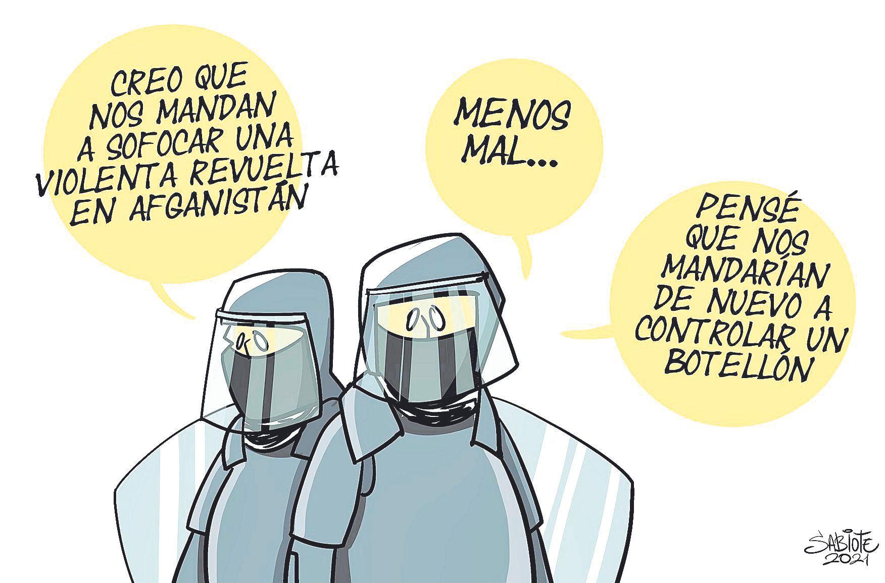 La Rendija de Sabiote (13/10/2021)