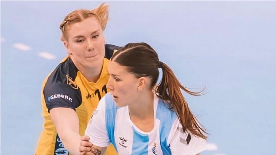 El Conservas Orbe Rubensa suma a su plantilla a la jugadora argentina Mica Casasola