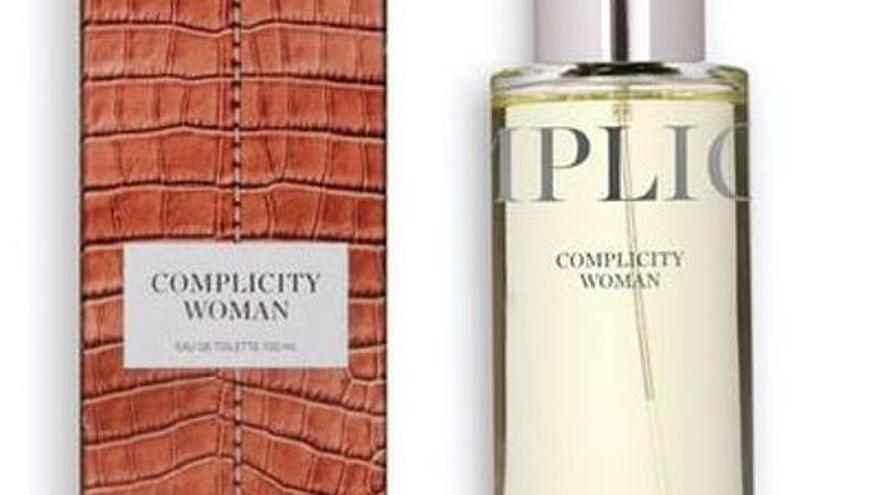 Perfume Complicity Woman
