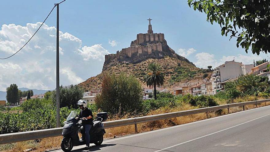 Inversión de 892.500 euros  para el Castillo de Monteagudo