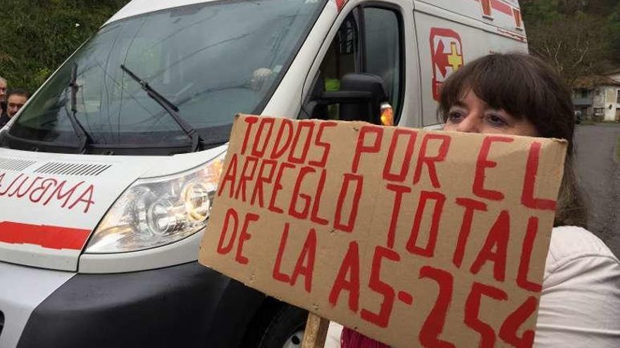 """Piloña y Caso se unen por una carretera en condiciones: no es una """"obra faraónica"""""""