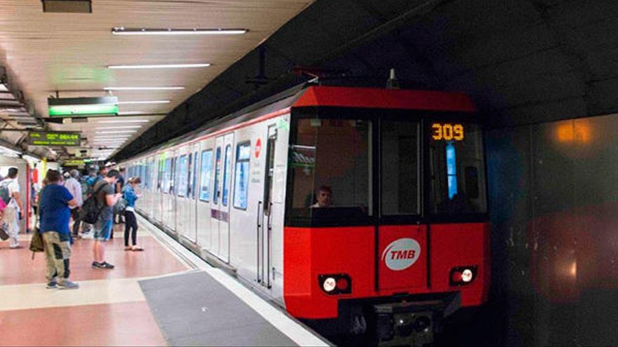 Investiguen una agressió homòfoba al metro de Barcelona