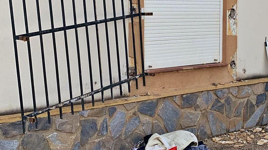 Las pedanías de Elche registraron en diciembre dos robos en chalés cada día