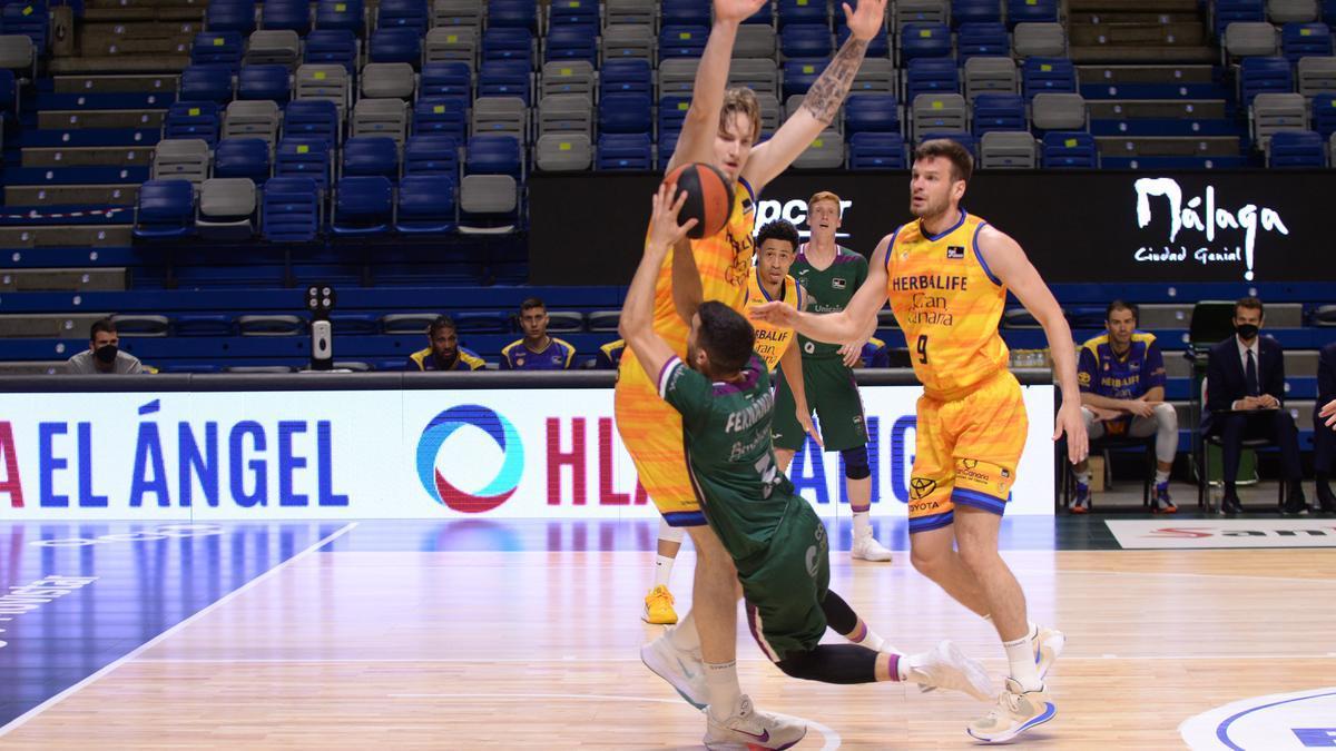 Liga Endesa | Unicaja - Gran Canaria