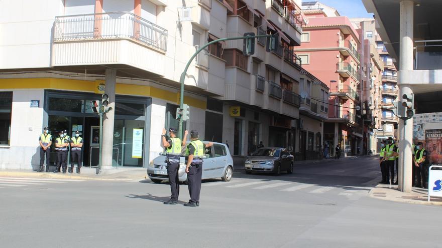 Jumilla ha sido sede de la 41ª Promoción del Curso Selectivo de Aspirantes a Policías Locales