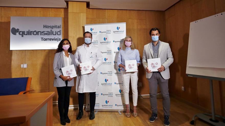 Quirónsalud Torrevieja inaugura la humanización de su UCI y presenta la recopilación de experiencias de pacientes oncológicos y Covid tras su paso por la misma