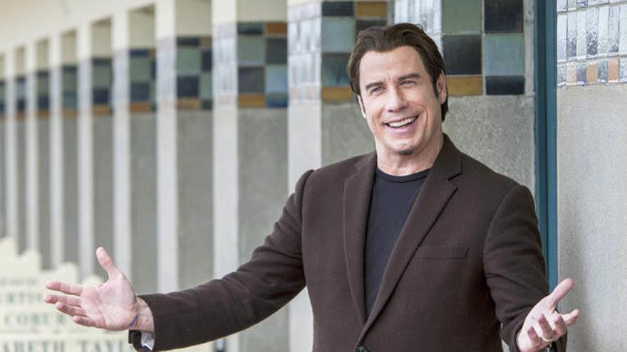 El increíble cambio de John Travolta por su nuevo papel