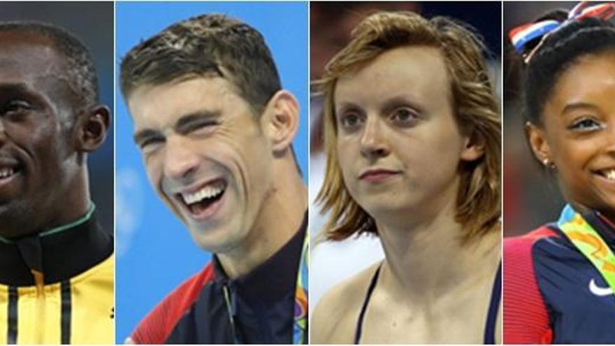 Els grans triomfadors de Rio