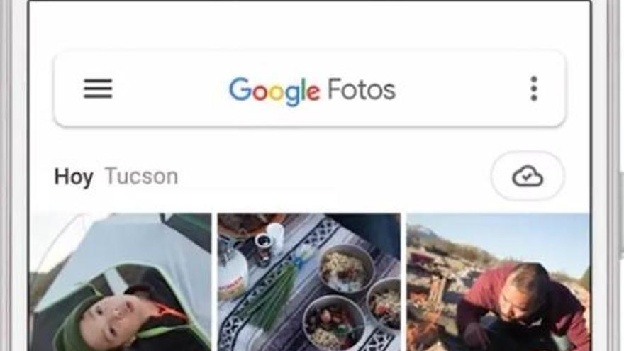 Google Fotos ya permite al usuario entrenar su tecnología de aprendizaje automático