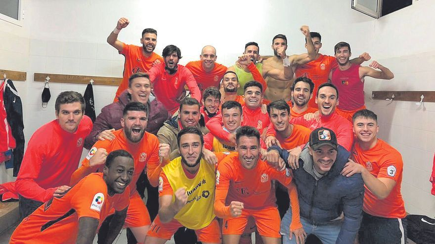 Pilotades | El Platges de Calvià de Tercera División suma un año sin perder