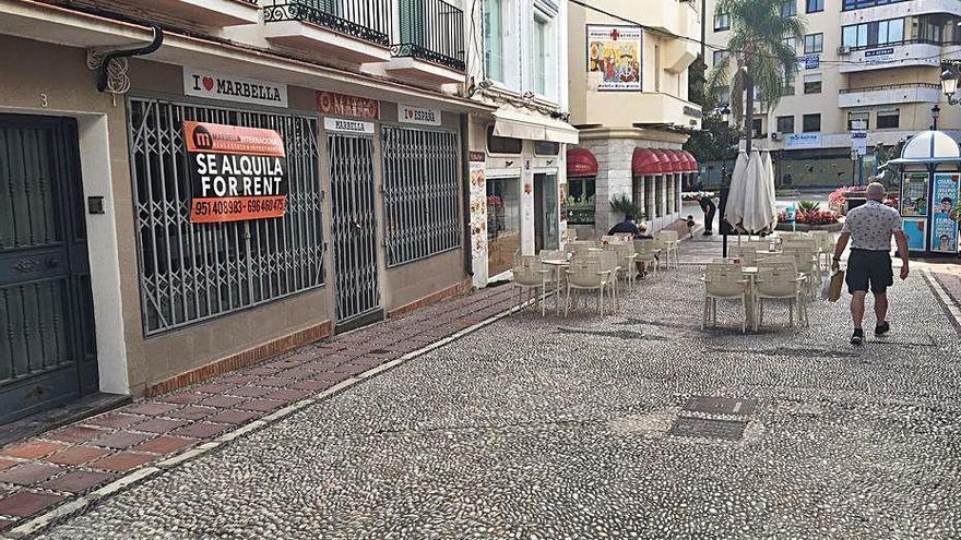 Rechazan las ayudas para que la hostelería de Marbella haga frente a la crisis