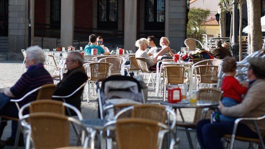 Zamora pasa a nivel 3 y las terrazas podrán abrir hasta la 1 de la madrugada
