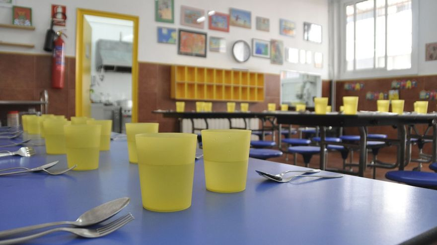 El comedor escolar, un pilar para la alimentación y la educación