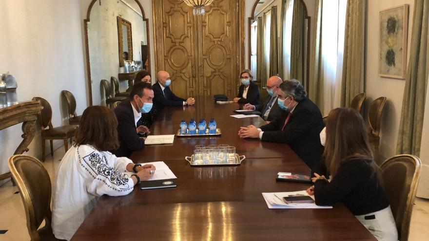 El Ministerio entra en la comisión que estudiará la cesión a Elche de la Dama