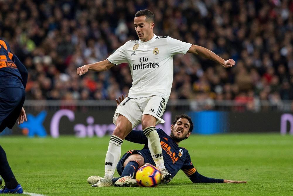 """LaLiga Santander: Real Madrid - Valencia"