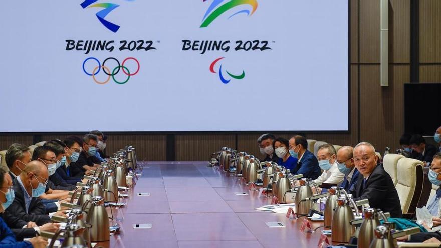 La represión en China amenaza la celebración de las Olimpiadas de Invierno
