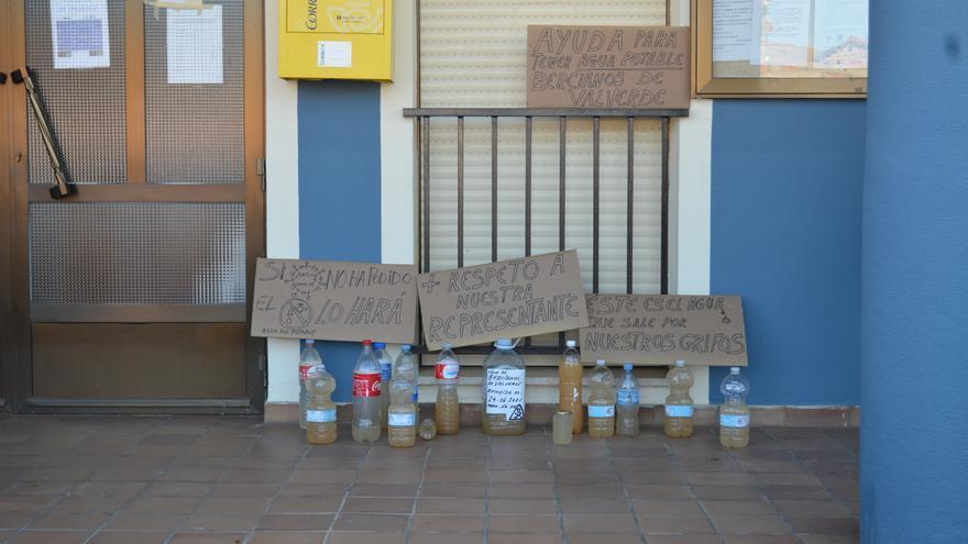 Sin agua potable más de dos meses en un pueblo de Zamora