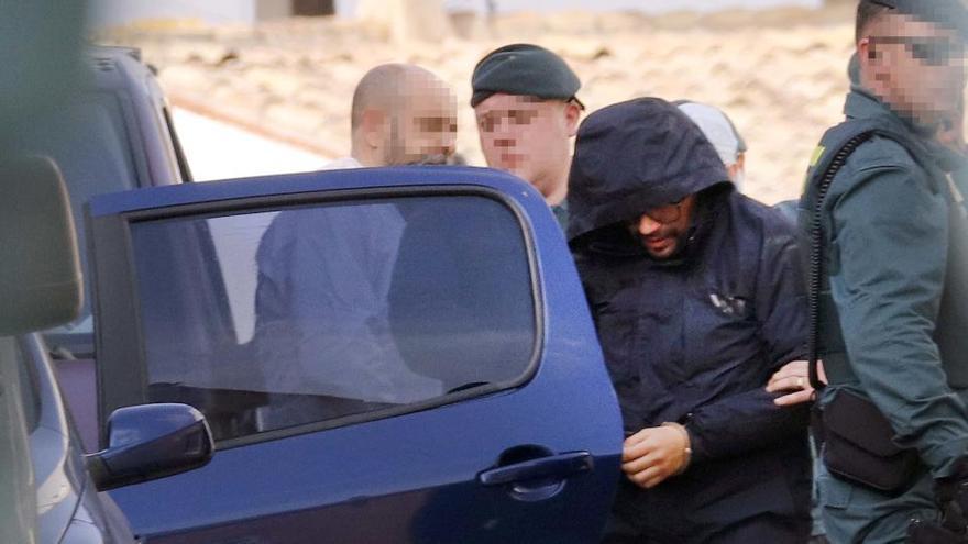 El presunto asesino de Marta Calvo niega su relación en la muerte de otra mujer en València