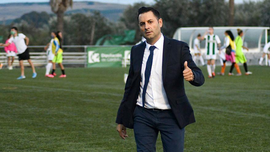 Manuel Fernández, nuevo entrenador del Santa Teresa