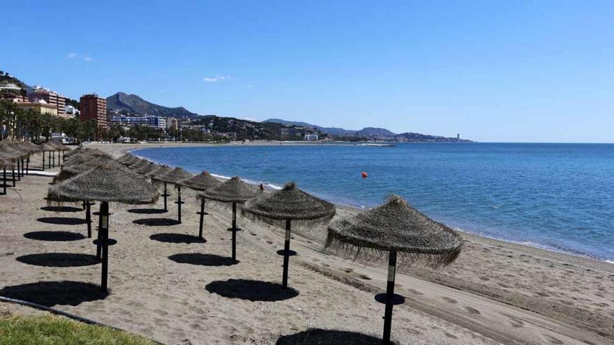 Viernes, 1 de mayo | El confinamiento reduce el nivel de polución en Málaga capital